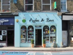 Apples & Bees image
