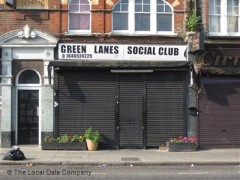 Green Lanes Social Club, exterior picture