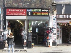 Hairmasters, exterior picture