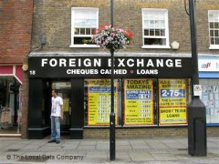 Foreign Exchange Exterior Picture