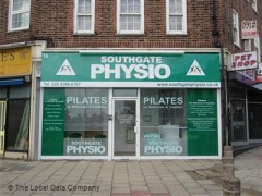 Southgate Physio, exterior picture