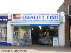 Hounslow Quality Fish, exterior picture