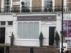 St John's Osteopathy & Acupuncture image