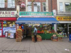 Afro Pak Halal Meat, exterior picture