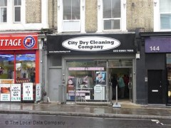 City Dry Cleaning Company, exterior picture