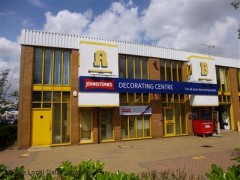 Johnstone\'s Decorating Centre, exterior picture