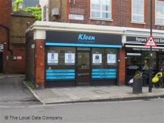 Kleen Dry Cleaners, exterior picture