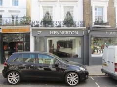 Hennerton 27 Holland Street London Interior Design