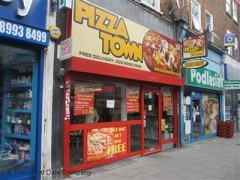 Pizza Town 70 High Street London Pizza Takeaway Near