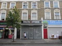 English Butcher image