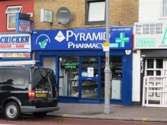 Pyramid Pharmacy, exterior picture