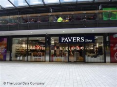 Pavers Shoes, exterior picture
