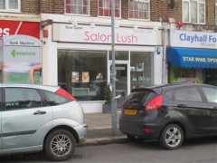Salon Lush, exterior picture