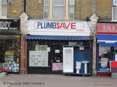 Plumb Save, exterior picture
