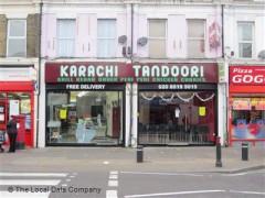 Karachi Tandoori image