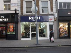 Rush Hair, exterior picture