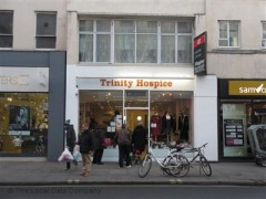 Trinity Hospice Charity Shop, exterior picture