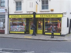 Casbah Records, exterior picture