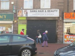 Sawa Hair & Beauty, exterior picture
