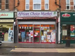 African Choice Market, exterior picture