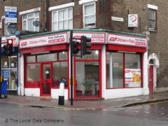 Bama Chicken Pizza 410 West Green Road London Fast