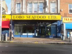 Lobo Seafood, exterior picture