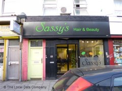 Sassy\'s Hair & Beauty, exterior picture
