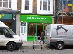 Energy To Seek, exterior picture