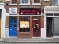 Nature & Health, exterior picture