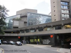 Barbican Music Library, exterior picture