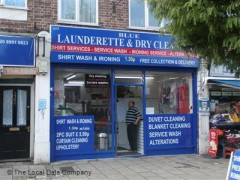 Blue Launderette & Dry Cleaning, exterior picture
