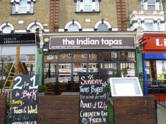 The Indian Tapas image
