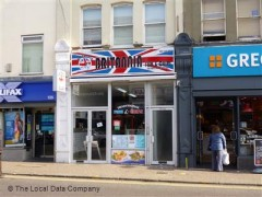 Britannia Fish & Chips, exterior picture