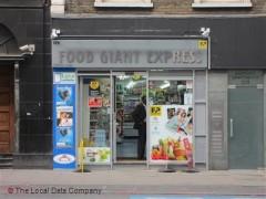 Food Giant Express 129 Whitechapel High Street London