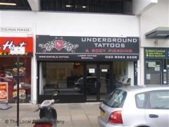 Underground Tattoos & Body Piercing image