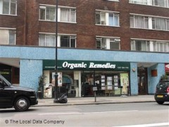 Organic Remedies, exterior picture