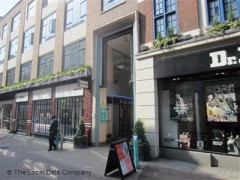 Carnaby Book Exchange, exterior picture