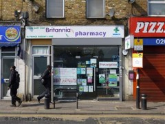 Britannia Pharmacy, exterior picture