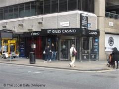 Grosvenor St Giles Casino image