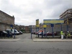 Euro Car Parks Britannia Street London Car Parking Garaging