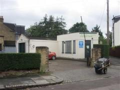 Benjamin at Grosvenor Garage, Fitzgerald Avenue, London ...