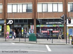 JD Sports, exterior picture