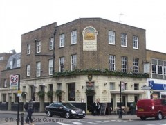 The Crown and Anchor image