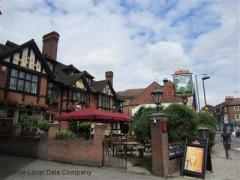 The White Hart Hotel Bar image