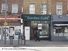 The Garden Cafe, exterior picture