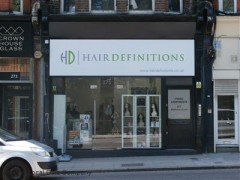 Hair Definitions, exterior picture