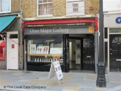 Orso Major Gallery, exterior picture