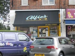 Alfie\'s Shoe Repairs & Keycutting, exterior picture