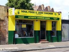 Soul Food & Jerk Chicken image