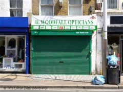 D. Woodfall Opticians, exterior picture